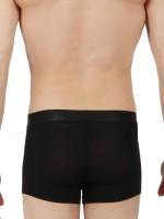 HOM Mesh: Boxer Pant, schwarz