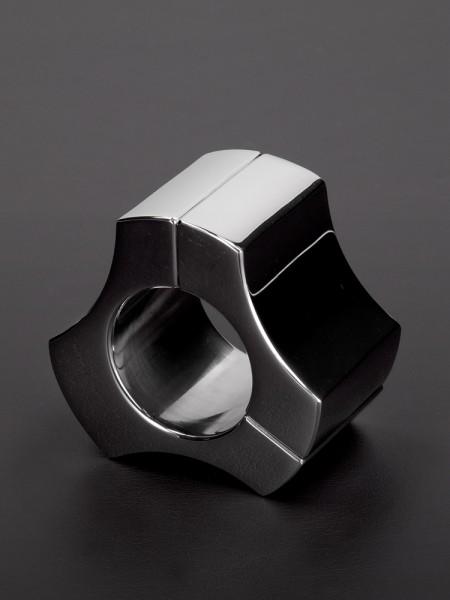 Triune Deluxe Magnetic Ball Stretcher: Edelstahl-Magnet-Hodenstretcher