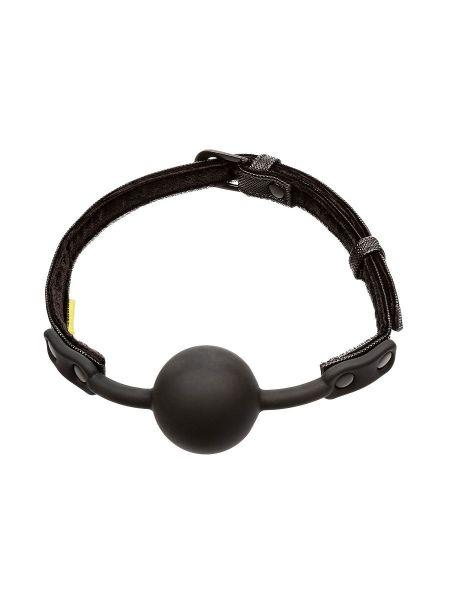 Boundless Ball Gag: Ballknebel, schwarz