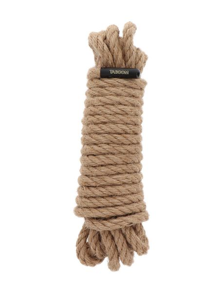 Hemp Rope 7 mm: Hanfseil 5m, naturbelassen