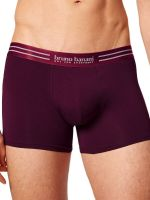Bruno Banani Essential Cotton: 3er-Pack Shorts, rot