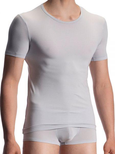 Olaf Benz RED1915: T-Shirt, lightgrey