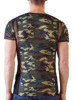 NEK: T-Shirt, camouflage