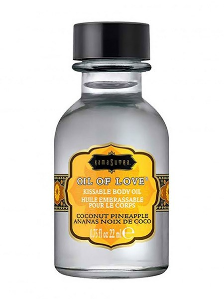 Kama Sutra Oil of Love: Coconut Pineapple Liebesöl (22ml)