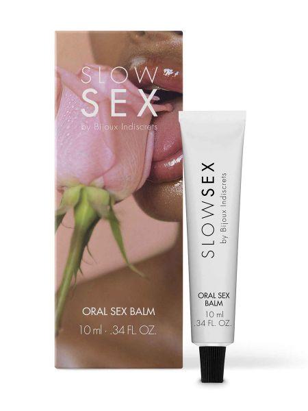 Bijoux Indiscrets Slow Sex Oral Sex Balm: Oralsex-Balsam (10ml)