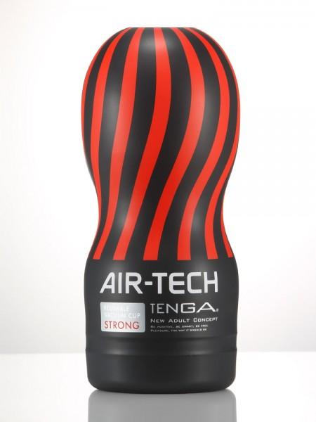 Tenga Air-Tech Reusable Vacuum Cup Strong: Masturbator