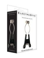 ElectraStim ElectraClamp: Elektro-Klemme, silber/schwarz