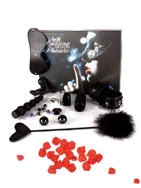 Amazing Pleasures Sex Toy Set