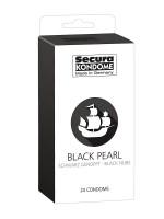 Secura Black Pearl: Kondome, 24er Pack