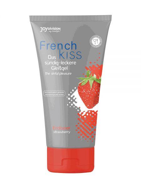 Gleitgel: Frenchkiss Erdbeer (75ml)
