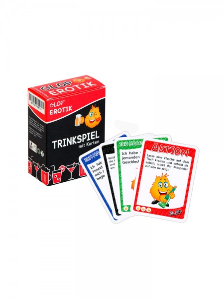 Kartenspiel: GLOP Erotik