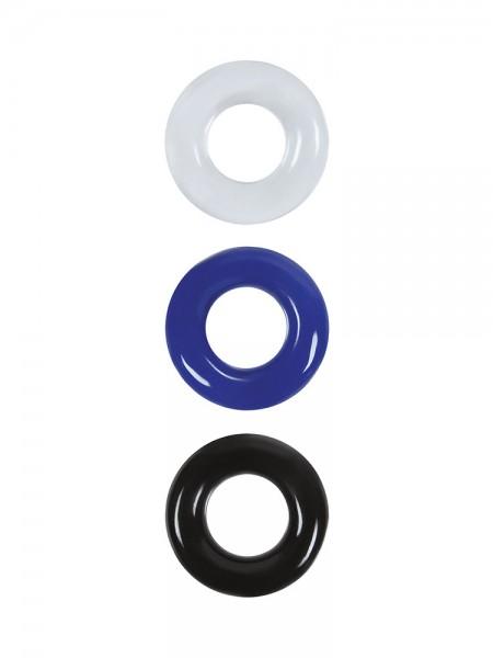 Renegade Stamina Rings: Penisringe-Set