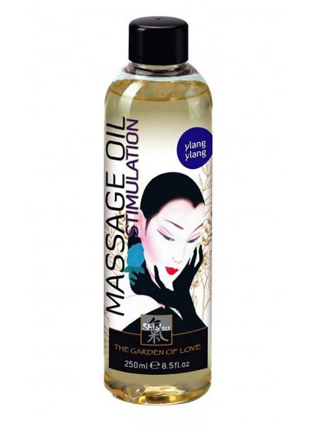 Massage-Öl: Shiatsu Stimulation Ylang Ylang (250ml)