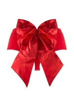 Ouch! Sexy Bow Vibro-Panty, rot