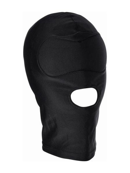 Sex & Mischief Shadow Hood: Kopfmaske, schwarz