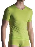Olaf Benz RED1817: V-Neck-Shirt, kiwi