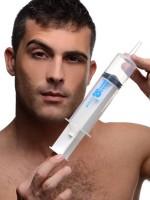 Clean Stream Enema Syringe: Intimdusche, transparent