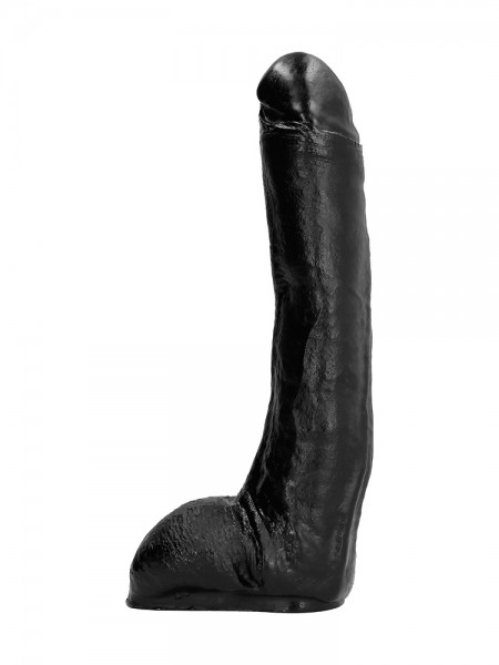 All Black AB15: Dildo, schwarz