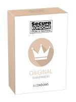 Secura Original: Kondome, 3er Pack