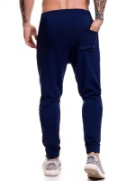 JOR London: Long Pant, blau
