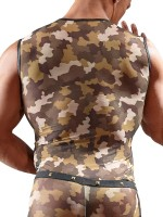 Tanktop, camouflage