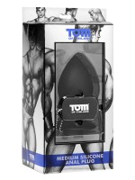 Tom of Finland Analplug Medium, schwarz