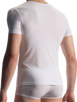 Olaf Benz RED1905: T-Shirt, weiß