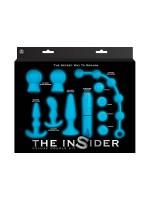 The Insider: Sextoy-Set, türkis