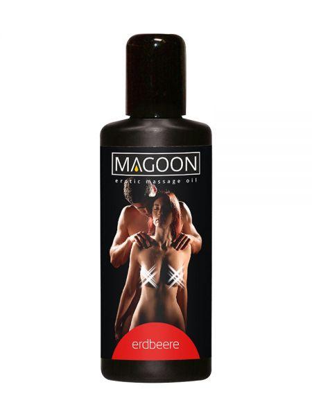 Massageöl: Erdbeere (50ml)