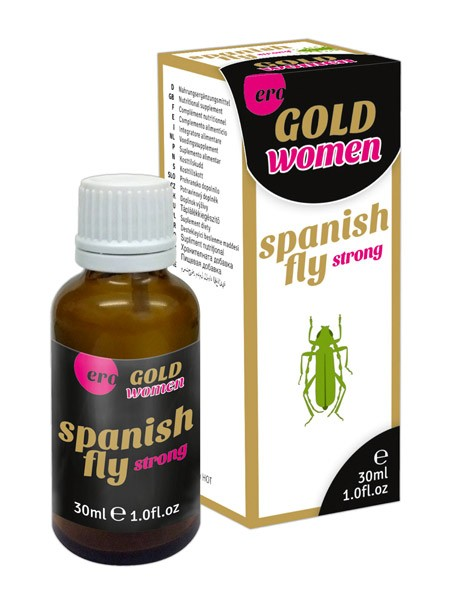 Spanish Fly Strong Gold Women, 30ml