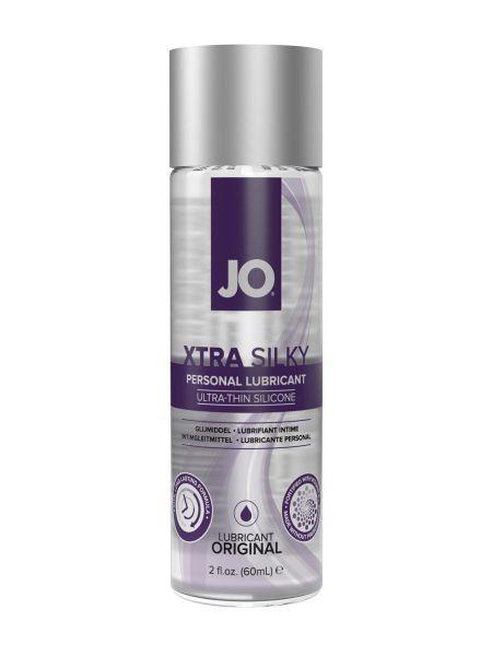 Gleitgel: System JO Xtra Silky Thin Silicone Lubricant (60 ml)