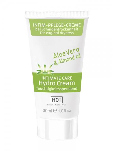 HOT Hydro Cream: Intim-Pflege-Creme Aloe Vera (30ml)