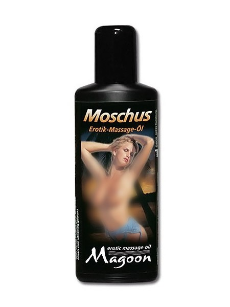 Magoon Massageöl: Moschus (50ml)