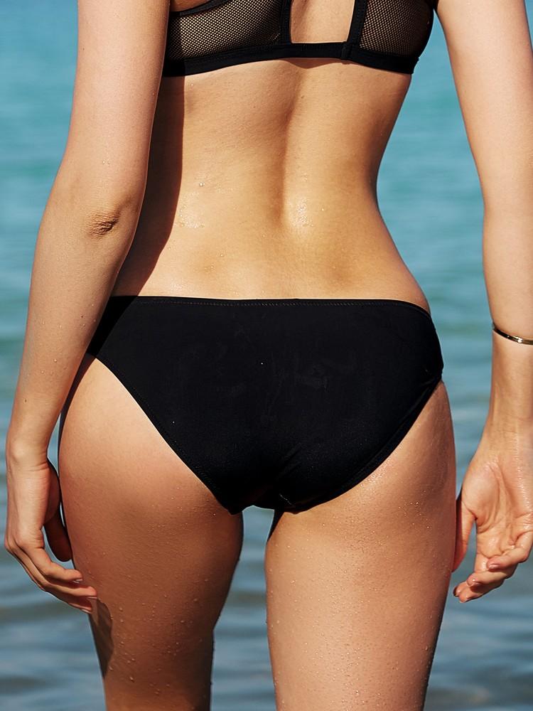 Anabel Arto Arto: Bikinislip, schwarz