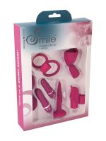 Sweet Smile Couple's Toy Set: Toy-Set 7-teilig, rot