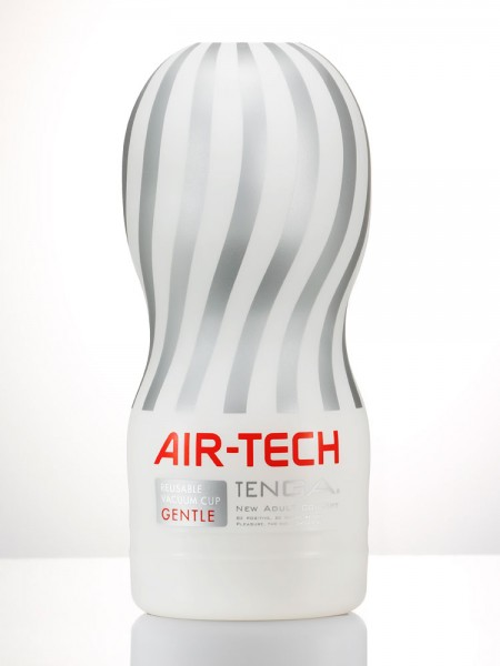 Tenga Air-Tech Reusable Vacuum Cup Gentle: Masturbator