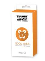 Secura Good Timer: Kondome, 24er Pack