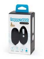 Happy Rabbit Remote Control Love Egg: Vibro-Ei, schwarz