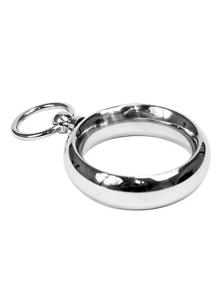 Edelstahl-Penisring mit O-Ring