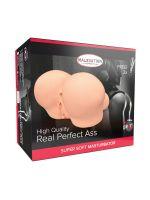Malesation Real Perfect Ass: Masturbator, haut