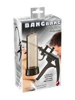 Bang Bang Penispumpe, schwarz