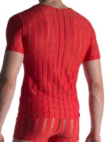 Olaf Benz RED1816: T-Shirt, rosso