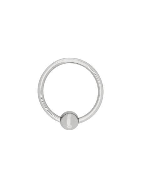 Steel Power Tools Acorn Ring: Edelstahl-Eichelring (28mm)