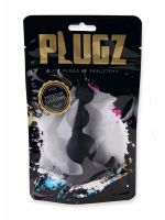 FeelzToys Plugz Black Nr. 4: Analplug, schwarz
