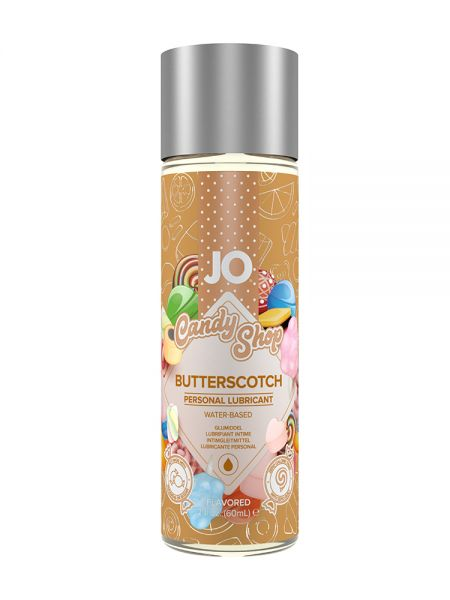 System JO Candy Shop Butterscotch: Gleitgel (60ml)