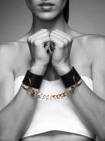Bijoux Indiscrets Maze: Handfesseln, schwarz