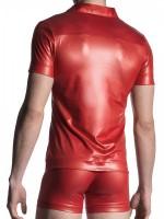 MANSTORE M510: Polo Shirt, tabasco