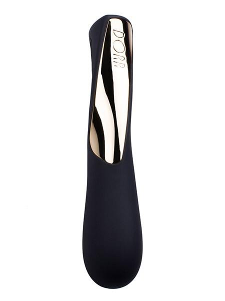 Dorr Aura: Vibrator, schwarz