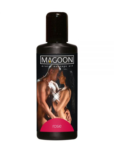 Massageöl: Rose (100ml)