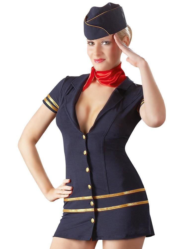 Cottelli Collection Stewardess-Set